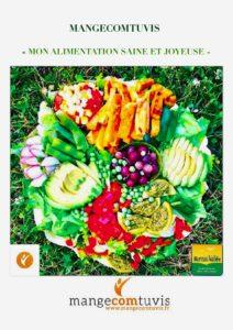 """Revue … extraits du numéro 1 de la revue """"Mon alimentation saine et joyeuse"""""""