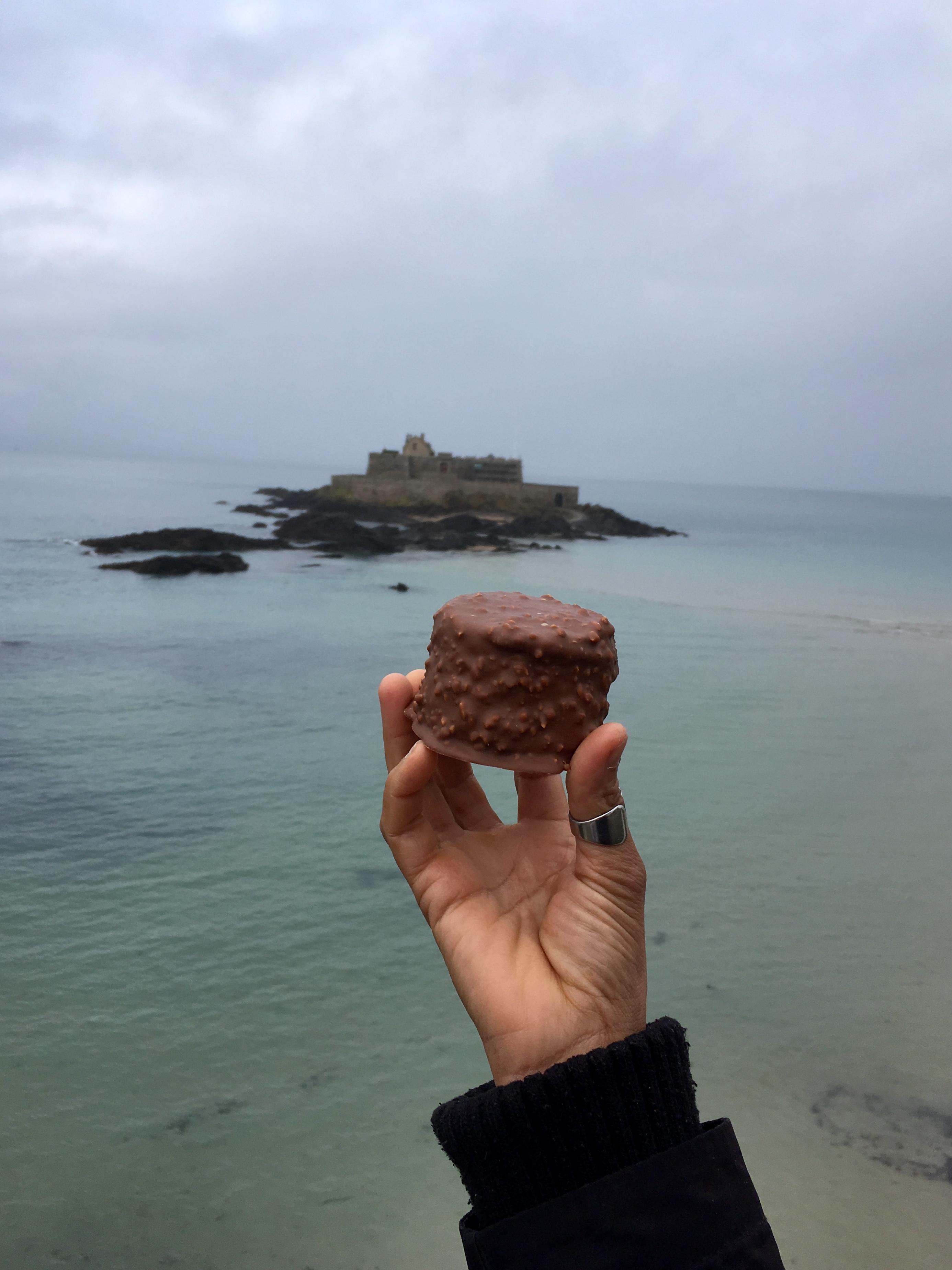 Rocher de Saint Malo