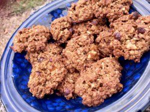Cookies noisette-citron