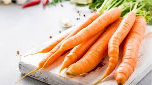 Flan sucré à la carotte